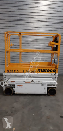 Scissor lift self-propelled HYBRID LIFT HB 1430CE