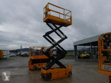 Genie GS-2632 aerial platform used Scissor lift self-propelled