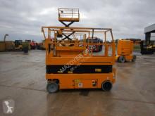 Vysokozdvižná plošina Genie GS-2032 pracovná plošina na samohybnom podvozku Nožnicová plošina ojazdený