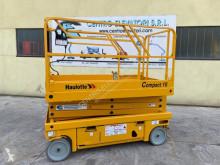 Haulotte Compact 10 nacelle automotrice Plate-forme ciseau occasion