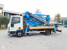 Nissan articulated truck mounted Cabstar Isoli PNT 27.14