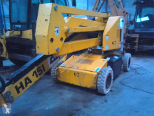 Haulotte HA 15 IP HA 15 I used telescopic articulated self-propelled