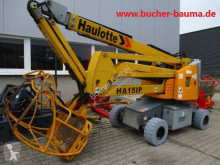 Haulotte articulated self-propelled aerial platform HA 15 IP