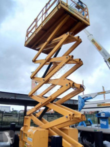 Haulotte H 18 SX aerial platform used Scissor lift self-propelled