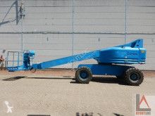 Genie S-60 aerial platform used telescopic self-propelled