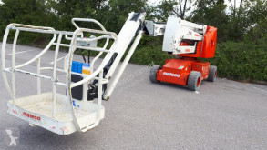 Haulotte HA15 IP aerial platform used articulated self-propelled