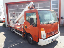 Multitel 160 ALU / NISSAN CABSTAR used truck mounted