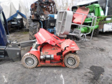 Manitou 105VJR aerial platform damaged Vertical mast self-propelled
