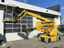 Niftylift HR17 NDE Hybrid / Diesel + Elektro / nur 148h! used self-propelled