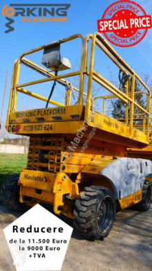 Haulotte Compact 12 DX used Scissor lift self-propelled