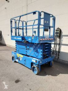 Genie GS-4047 aerial platform used Scissor lift self-propelled