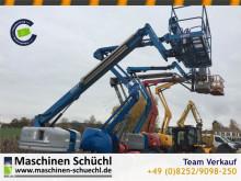 Vysokozdvižná plošina Genie S 45 4x4 Allrad Arbeithöhe 16m, Teleskopbühne JIB pracovná plošina na samohybnom podvozku kĺbová ojazdený