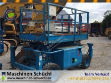 Автовышка Skyjack 6832D RT Geländebühne 11,75m Arbeitshöhe Diesel 4x б/у