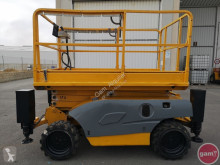 Haulotte COMPACT 10 DX used Scissor lift self-propelled