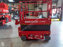 Manitou 78sec aerial platform used Scissor lift self-propelled