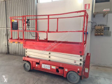 Haulotte Compact 10 N used Scissor lift self-propelled