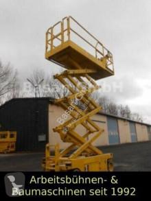 Plataforma elevadora plataforma automotriz de tijeras Genie GS 2646