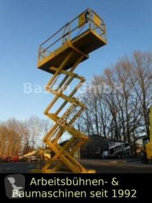 Genie GS 2646, Scherenarbeitsbühne 10 m used Scissor lift self-propelled