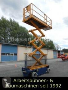 Plataforma elevadora plataforma automotriz de tijeras Hollandlift Y83EL12