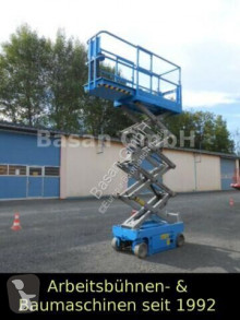 Genie GS 1932 used Scissor lift self-propelled