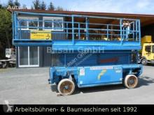 Plataforma elevadora plataforma automotriz de tijeras Liftlux SL125 12E2WD, Scherenbühne 12,5 m