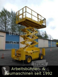 Genie GS 3268 aerial platform used Scissor lift self-propelled