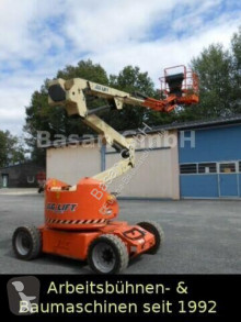 JLG E450 AJ used articulated self-propelled