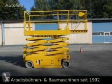 Skylift Plattform för sax Genie GS 2632, Scherenarbeitsbühne 10 m