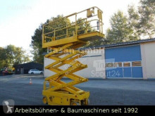 Genie GS 2632, Scherenarbeitsbühne 10 m used Scissor lift self-propelled