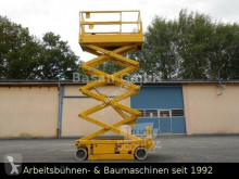 Genie GS 2632, Scherenarbeitsbühne 10 m used Scissor lift self-propelled