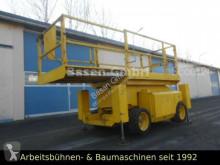 Plataforma elevadora Genie Arbeitsbühne GS 3268, AH 12 m plataforma automotriz de tijeras usada