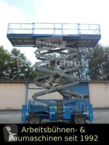 Plataforma elevadora Genie GS 5390 RT plataforma automotriz de tijeras usada