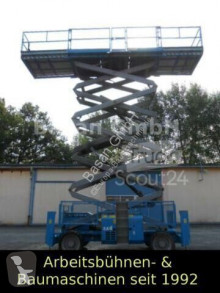 Genie GS 5390 RT Scherenbühne 18 m használt Ollós emelő önjáró kosaras emelő