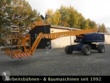 Genie S 65 aerial platform used
