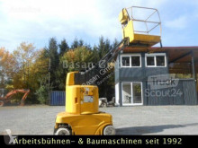 Grove Arbeitsbühne Toucan 1010, AH 10m aerial platform used Vertical mast self-propelled