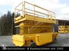 Liftlux SL 172 18E 2WD, AH 19 m nacelle automotrice Plate-forme ciseau occasion