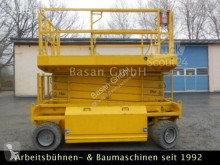 HAB H.A.B. S140 17E2WD aerial platform used Scissor lift self-propelled