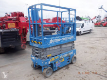 Genie GS1932 used Scissor lift self-propelled