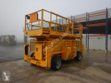 Genie GS-5390RT aerial platform used Scissor lift self-propelled