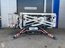 Nacelă pe şenile Hinowa Goldlift 17.80 XL IIIS met trailer