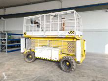 Airo SF 1200 d 4wd aerial platform used Scissor lift self-propelled