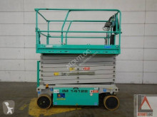 Imer IM14122 aerial platform used Scissor lift self-propelled