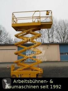 Selvkørend lift Sakseplatform Genie GS 3246, Scherenarbeitsbühne 12 m