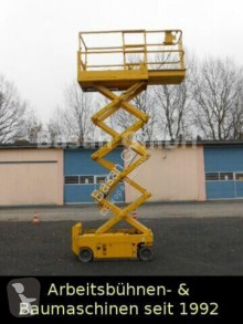 Genie GS 1932 aerial platform used Scissor lift self-propelled