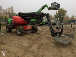 Manitou 160 ATJ aerial platform used telescopic articulated self-propelled