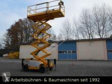 Haulotte Scherenbühne Compact 12 DX, AH 12 m plataforma automotriz de tijeras usada