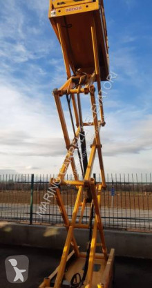 Haulotte COMPACT 8 aerial platform used Vertical mast self-propelled