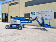 Genie Z-45/25J DC aerial platform used articulated self-propelled