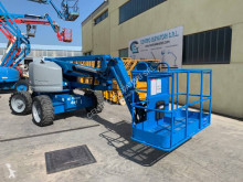 Genie aerial platform used articulated self-propelled