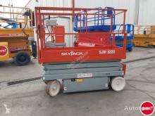 Skylift Plattform för sax Skyjack SJIII-3220M